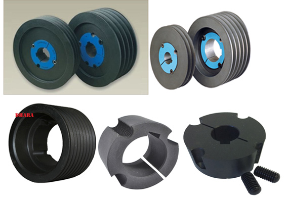 Taper lock pulley exporter in India